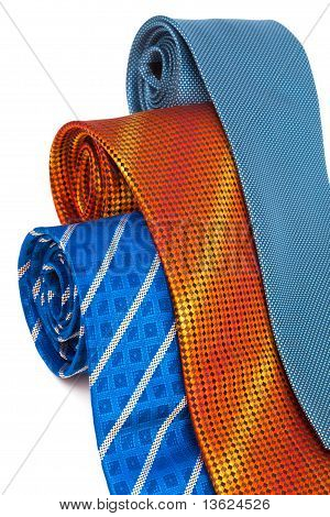 Three Fashionable Ties