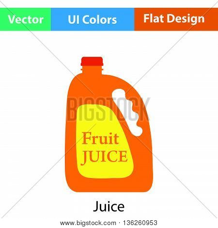 Fruit Juice Canister Icon
