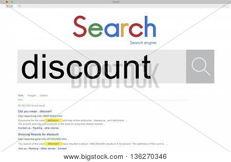 Discount Price Promotion Sale Selling Shopping Concept
