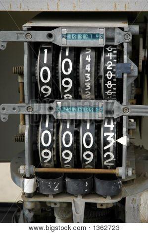 Old Meter Numbers