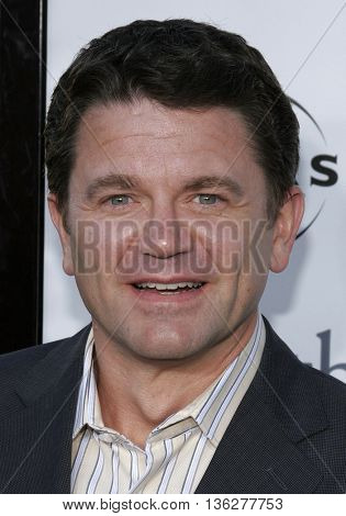 John Michael Higgins at the World premiere of 'The Break-Up' held at the Mann Village Theatre in Westwood,  USA on May 22, 2006.