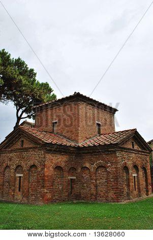 Galla Placidia Mausoleum