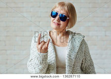 Cool female