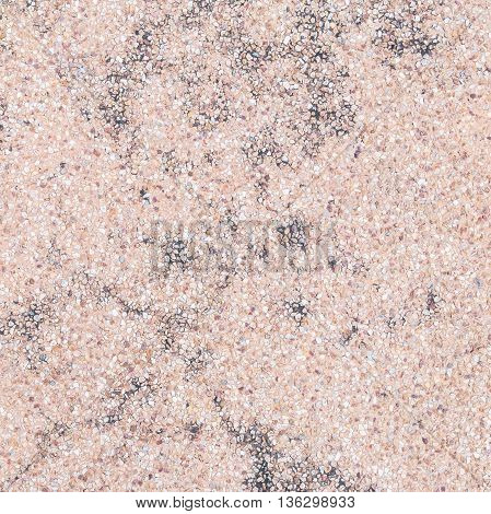 Closeup surface marble pattern at the old marble stone floor texture background