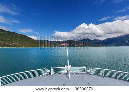 Landscapes of Alaska, United States