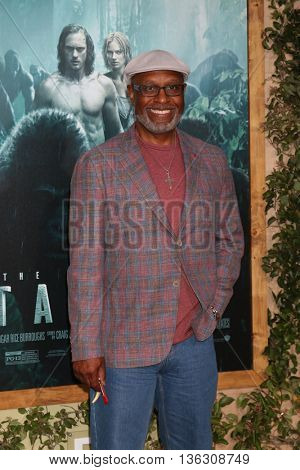 LOS ANGELES - JUN 27:  James Pickens Jr. at The Legend Of Tarzan Premiere at the Dolby Theater on June 27, 2016 in Los Angeles, CA