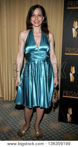 Vicki Roberts at the 10th Annual Prism Awards held at the Beverly Hills Hotel in Beverly Hills, USA on April 27, 2006.
