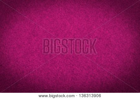 Pink paper with vignette, a background or texture