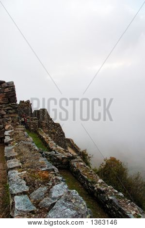 Ancient Inca Terrace