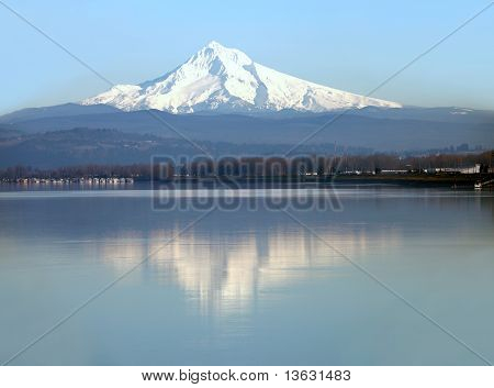 Mt. Hood Oregon.