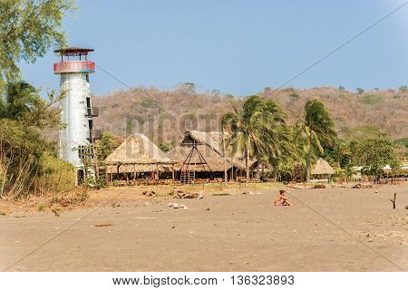 Playa Venao Near Pedasi In Panama