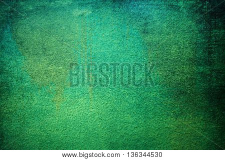 Creative background - Grunge wallpaper with space