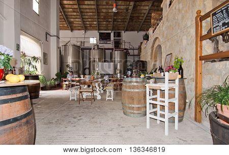 Vins Nadal Winery