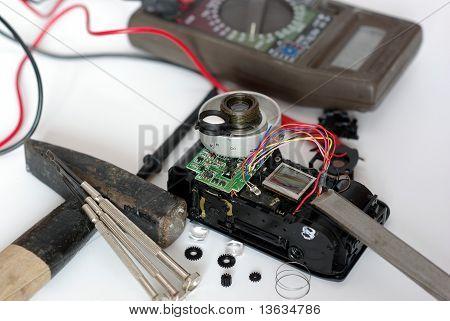 Unsuccessful Repair