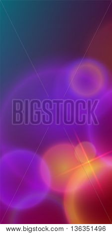 Presentation Design Vertical Banner Flyer Layout Background64