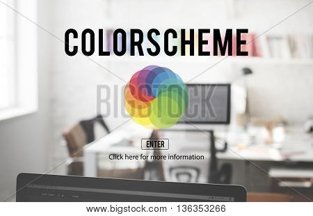 CMYK RGB Colour Colorscheme Creativity Concept