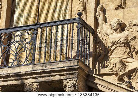 Cordoba - Spain - June 10, 2016 :traditional Architetcture In Cordoba, Spain.