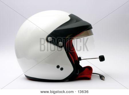 Car Racing Helmet