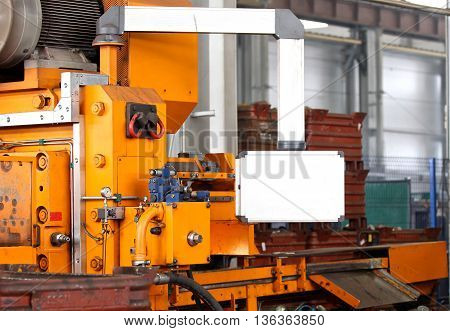 elements of machines for cold metal cutting