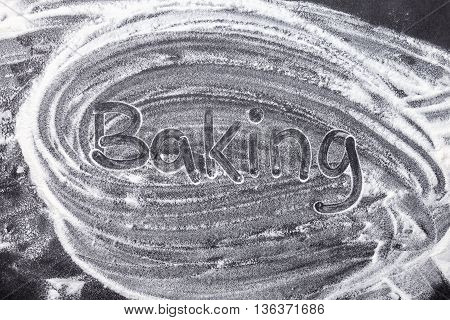 Baking And Cooking Concept