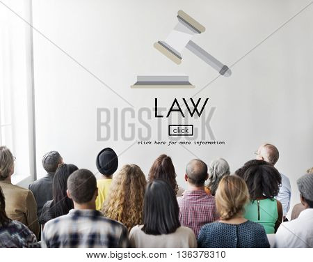 Law Lawyer Governance Legal Judge Concept