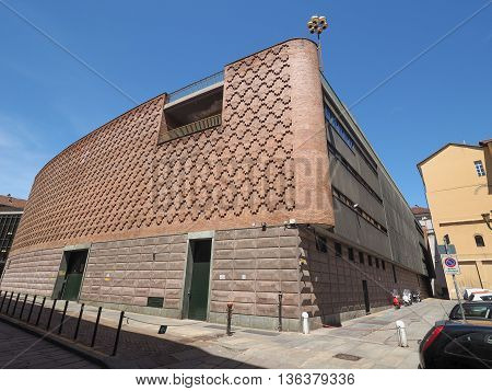 Teatro Regio Royal Theatre In Turin