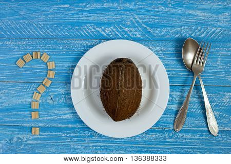 How To Split A Coconut?