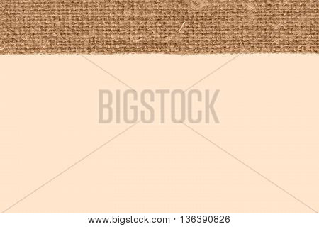 Textile linen, fabric fashion, mustard canvas, scrapbooking material old-fashioned background
