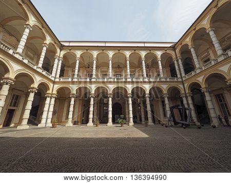 Turin University In Turin
