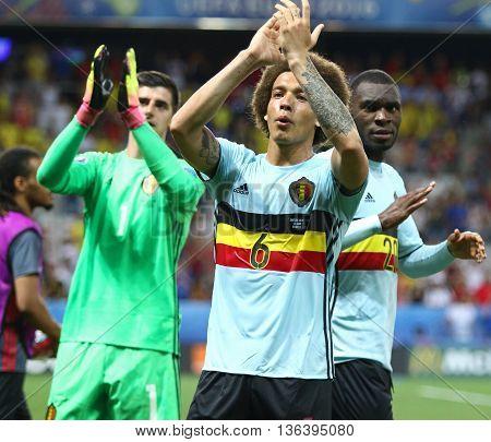 Uefa Euro 2016: Sweden V Belgium