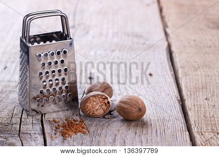 Ground Nutmeg Spice
