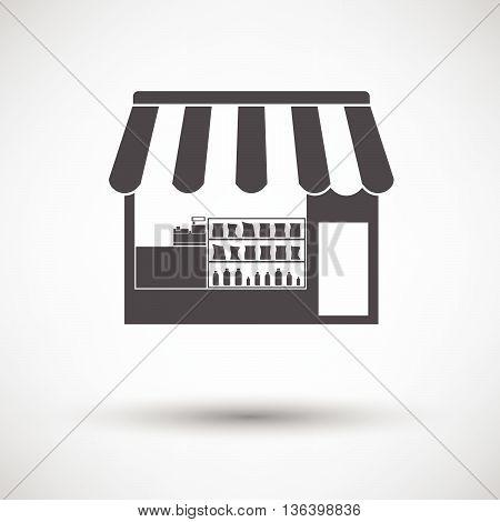 Tent Shop Icon