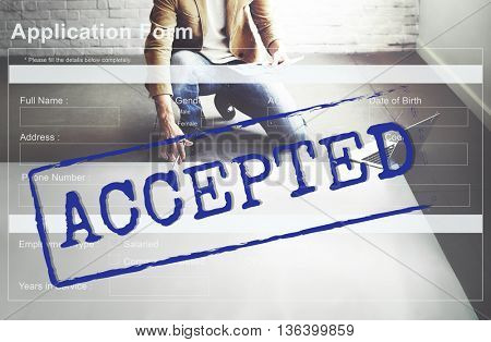 Accepted Challenge Change Choice Confident Concept