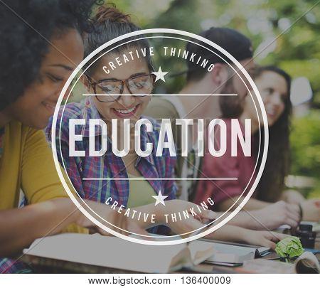 Education Knowledge Study Intelligence Study Concept