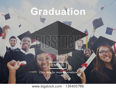 Graduation Education Learning Academic Concept