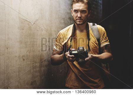 Photography Ideas Creative Occupation Design Concept