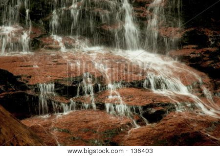 Waterfall Close-up