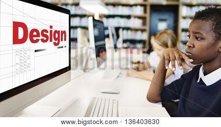Design Ideas Creativity Thoughts Imagination Inspiration Plan Concept