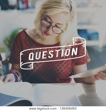 Question Asking Information Solutions Concept