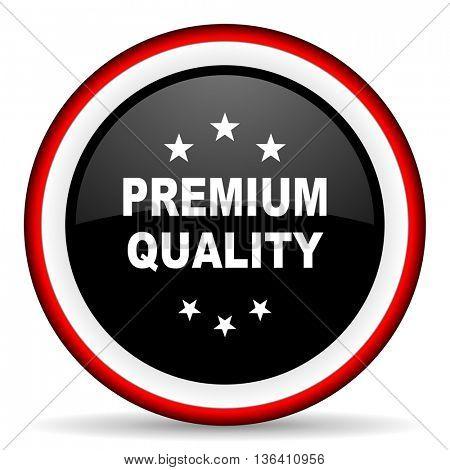 premium quality round glossy icon, modern design web element