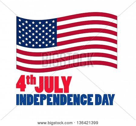 4th of july, Happy independence day United States of America