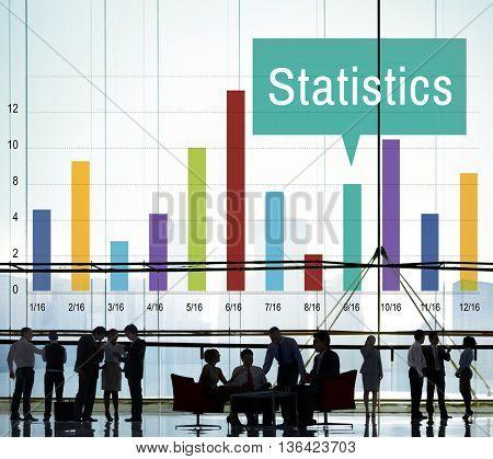 Statistics Statisticals Financial Management Economics Concept