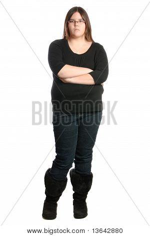 Stubborn Teenager