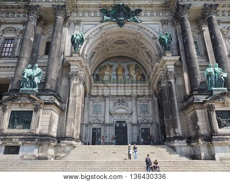 Berliner Dom In Berlin
