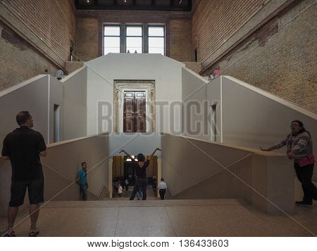 Neues Museum In Berlin