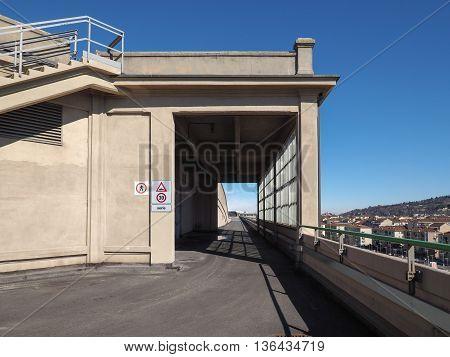 Lingotto In Turin