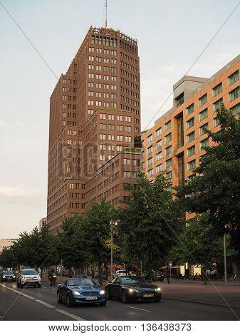 Kollhoff Tower In Berlin
