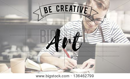 Art Creative Design Trends Style Concept