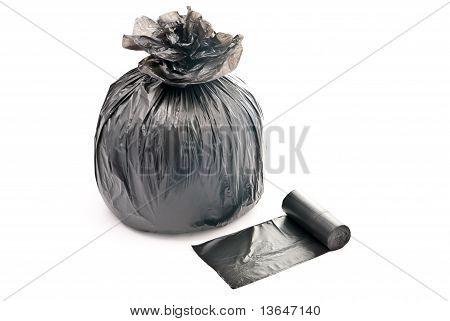 One Garbage Bag
