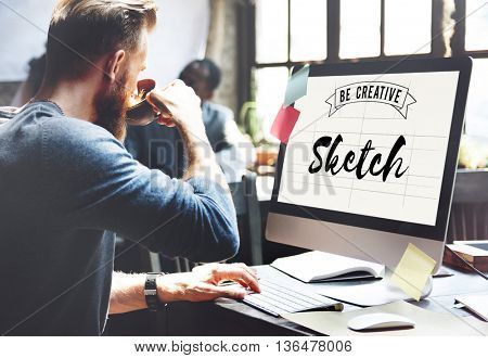 Sketch Art Design Drawing Idea Plan Product Style Concept